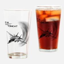 Cute F14 Drinking Glass