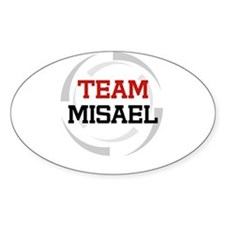 Misael Oval Decal