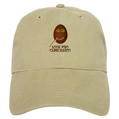 Come First with this Baseball Cap
