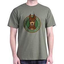 Love My Dobie T-Shirt