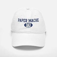 Paper Mache dad Baseball Baseball Cap