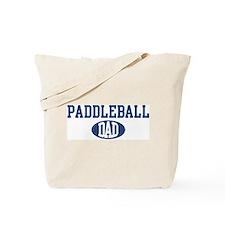 Paddleball dad Tote Bag