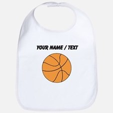 Custom Orange Basketball Bib