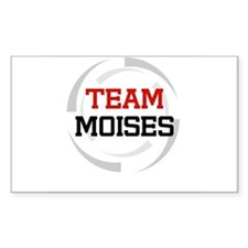 Moises Rectangle Decal