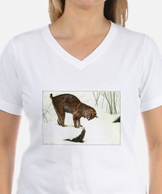 Bobcat Art Shirt