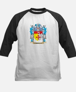 Farrelly Coat of Arms - Family Crest Baseball Jers