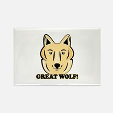 Great Wolf Magnets