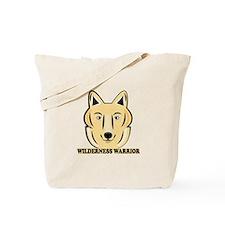Wilderness Warrior Tote Bag