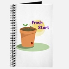 Fresh Start Journal