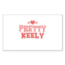 Keely Rectangle Decal