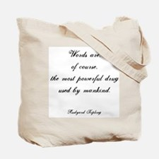 Words Are... Tote Bag