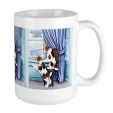 Wire Fox Terrier Parlor Pals Mug