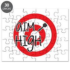 Aim High Puzzle
