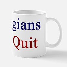 Norwegians Don't Quit  Mug