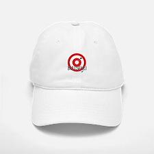 Bullseye Baseball Baseball Baseball Cap