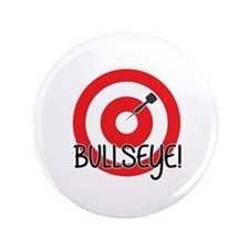 "Bullseye 3.5"" Button"