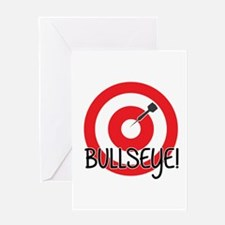 Bullseye Greeting Cards