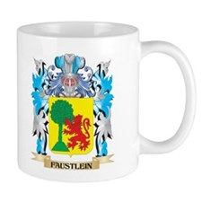 Faustlein Coat of Arms - Family Crest Mugs