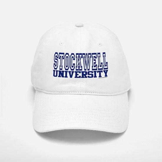 STOCKWELL University Baseball Baseball Cap
