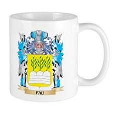 Fau Coat of Arms - Family Crest Mugs