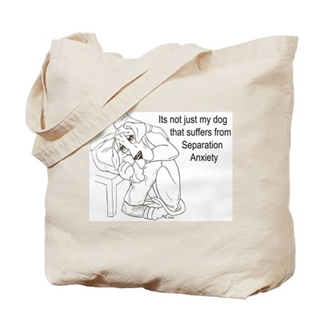 N Not Just My Dog SA Tote Bag