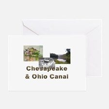 ABH C & O Canal Greeting Card