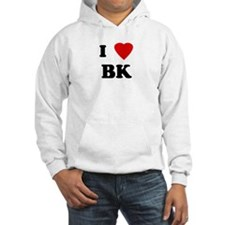 I Love BK Hoodie