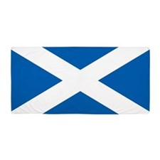 Scottish Flag Beach Towel