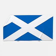 Scottish Flag Beach Towel