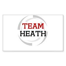 Heath Rectangle Decal