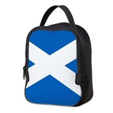 Scottish Flag Neoprene Lunch Bag