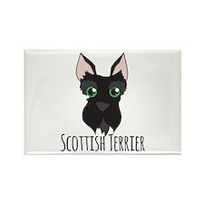 Scottish Terrier Magnets