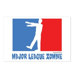 ML Zombie Postcards (Package of 8)