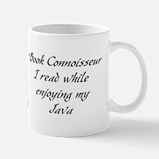 Book Connoisseur Mug