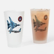 Unique Maverick Drinking Glass