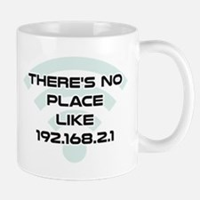 There's No Place Like Home IP Address Mugs
