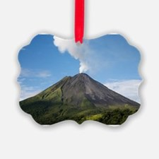 Arenal Volcano In Costa Rica Ornament