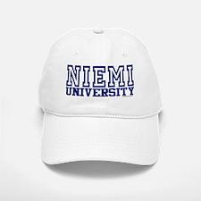 NIEMI University Baseball Baseball Cap