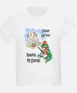 Into My Stories T-Shirt