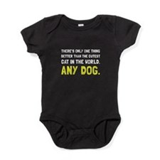 Any Dog Baby Bodysuit