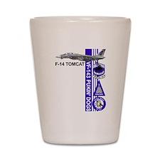 VF143NEW Shot Glass