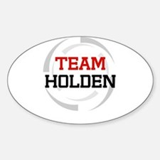 Holden Oval Decal