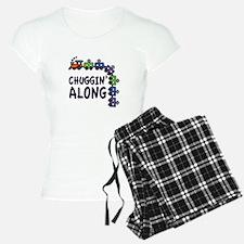 Chuggin Along Pajamas