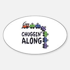 Chuggin Along Decal