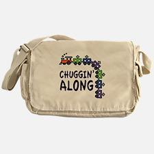 Chuggin Along Messenger Bag