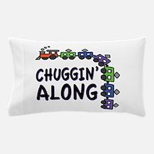Chuggin Along Pillow Case