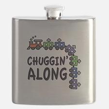 Chuggin Along Flask