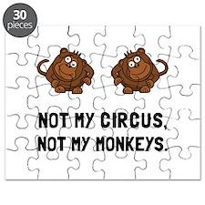 Circus Monkeys Puzzle