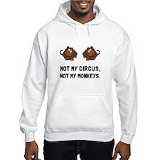 Circus Monkeys Hoodie
