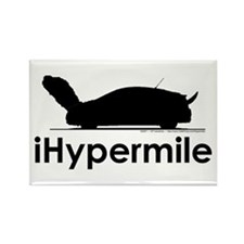 iHypermile - Rectangle Magnet